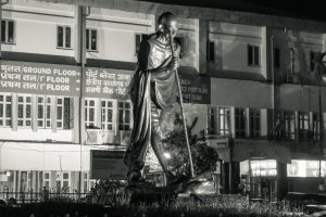 Statue de Gandhi, Port Blair
