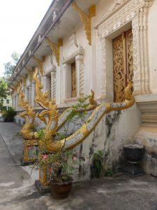 Temple, Vientiane