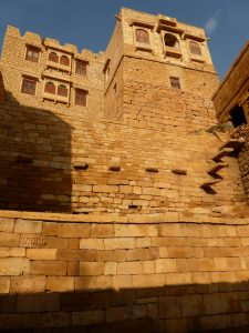 Entrée du Fort de Jaisalmer