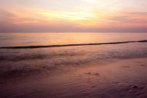 Lever de soleil sur Beach #5