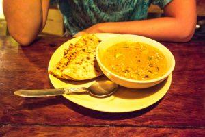 Menu de Noël - Plat de résistance (Légumes curry coco)