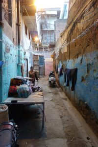 Rue de Old Delhi