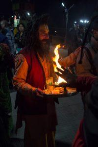 Ganga Aarti à Haridwar