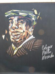 Mur peint (Pablo Neruda)