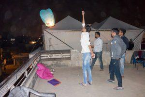 Jaipur kite festivala