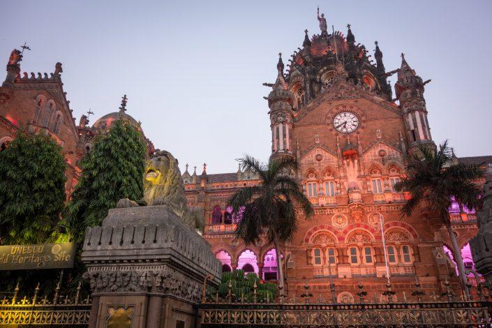 Gare de Mumbai