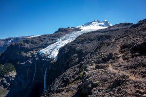 Glaciar Castano Overo