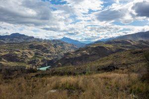 Carretera Austral entre Villa Cerro Castillo et Cochrane