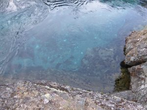 L'eau la plus claire et la plus turquoise du monde !