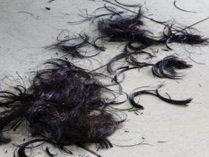 8 mois sans coiffeur...