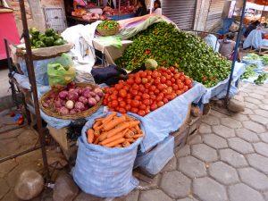 Fruits et légumes, Mercado Campesino
