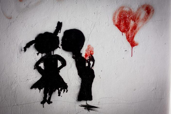 Graffiti, Sucre