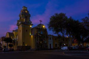 Parroquia La Santísima Cruz, Barranco