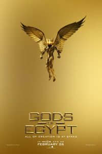 Gods of Egypt...