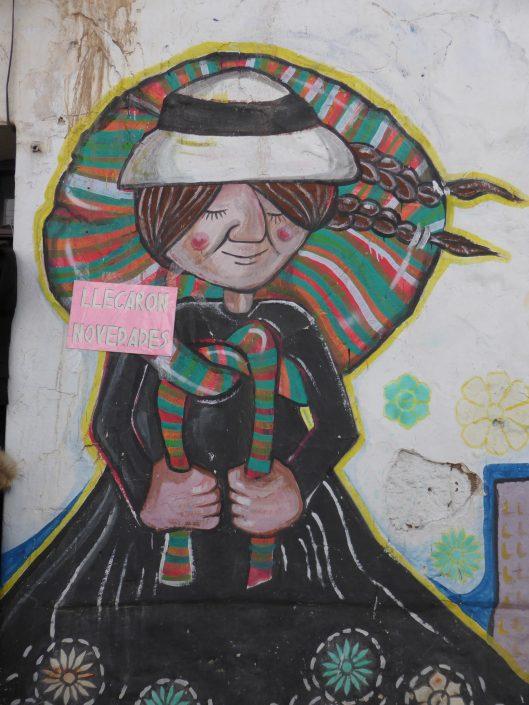 Grafiti, Sucre