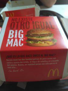 Le Big Mac que nous n'avons pas trouvé en Inde
