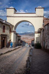 Les hauteurs de Cuzco