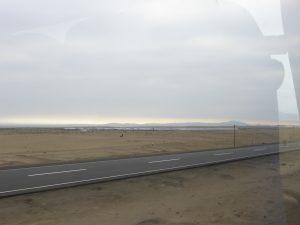 Côte péruvienne entre Lima et Huaraz