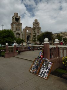 Place principale de Huaraz
