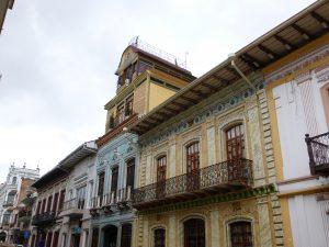 Cuenca colonial