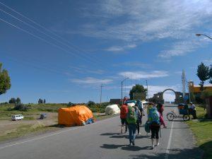 Passage de frontière Pérou vers Bolivie