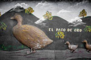 El Pato de La Piedra