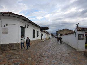 Villa de Leyva sous la pluie