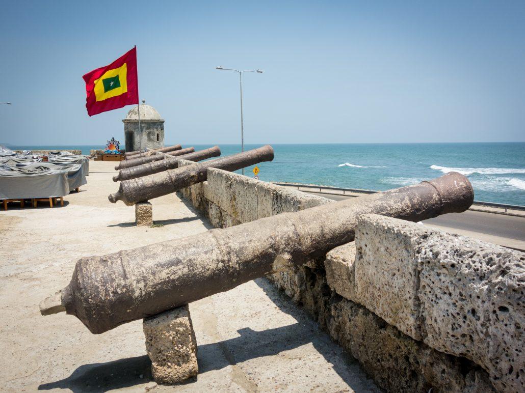 Remparts de Carthagène