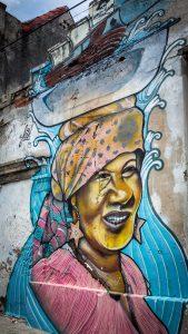 Art de rue, Carthagène