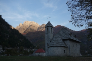 Eglise de Theth