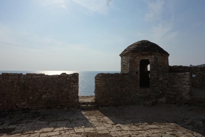 Chateau de Porto Palermo