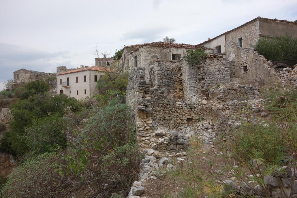 Ruine de Qeparo