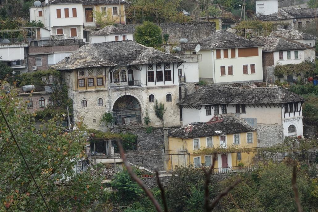 Maisons traditionnelles de Gjirokastër