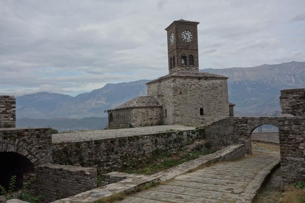 Chateau de Gjirokastër
