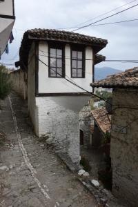 Une des maisons aux mille fenêtres